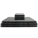 Slate Placemats & Coasters | M&W 12pc