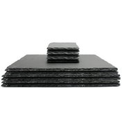 Slate Placemats & Coasters | M&W 12pc New
