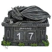 Fortune's Keeper Dragon Calendar