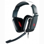 Thermaltake E-Sports Shock Gaming Headset 40mm Drivers 3.5mm White