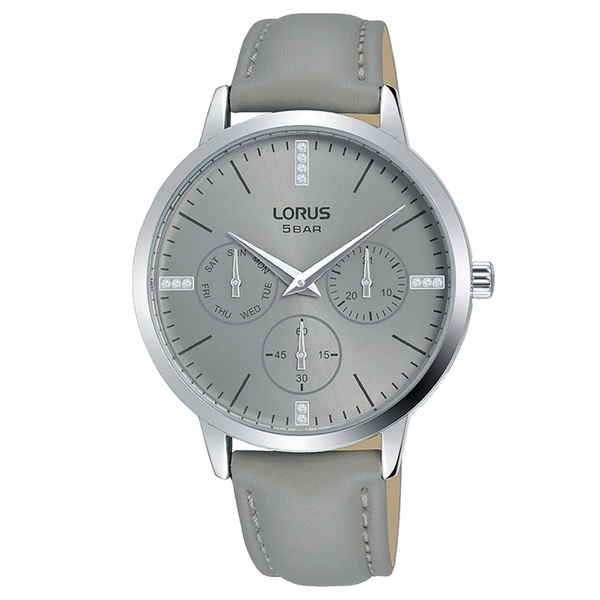 Lorus RP635DX9 Ladies Multi-Dial Dress Strap Watch