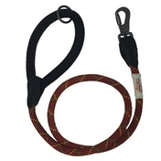 Long Paws Orange Comfort Collection Lead Padded Rope 110cm