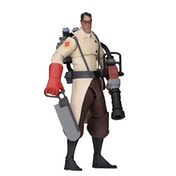 Red Medic (Team Fortress 2) Neca Series 4 Action Figure