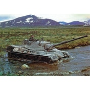 Leopard 1 Tank Revell Model Kit