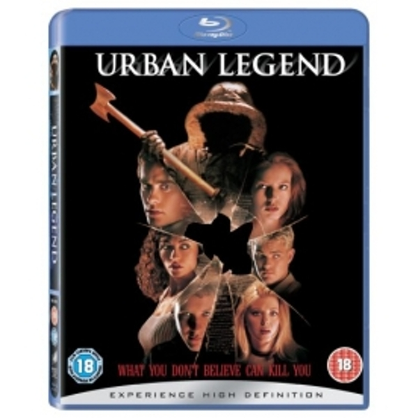 Urban Legend Blu-ray