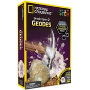 National Geographic Break Open 2 Real Geode