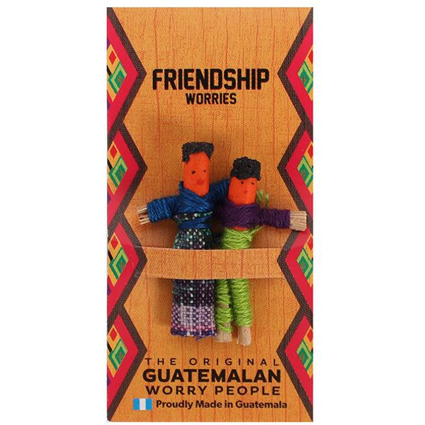 Friendship Worry Doll