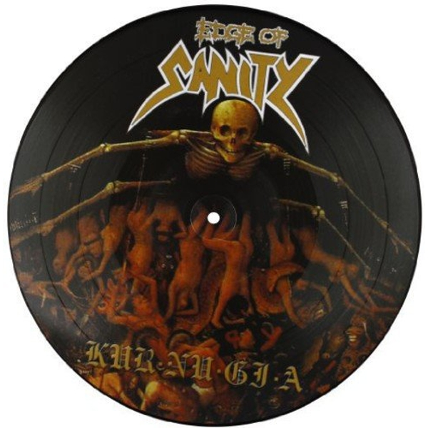 Edge Of Sanity - Kur-Nu-Gi-A Vinyl