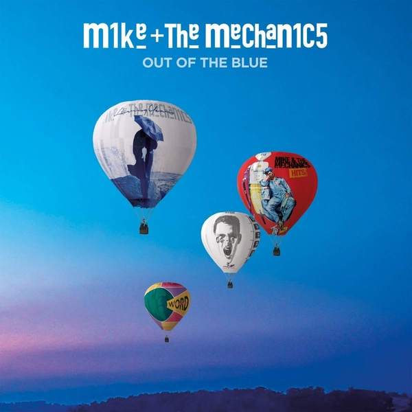 Mike + The Mechanics - Out Of The Blue Vinyl