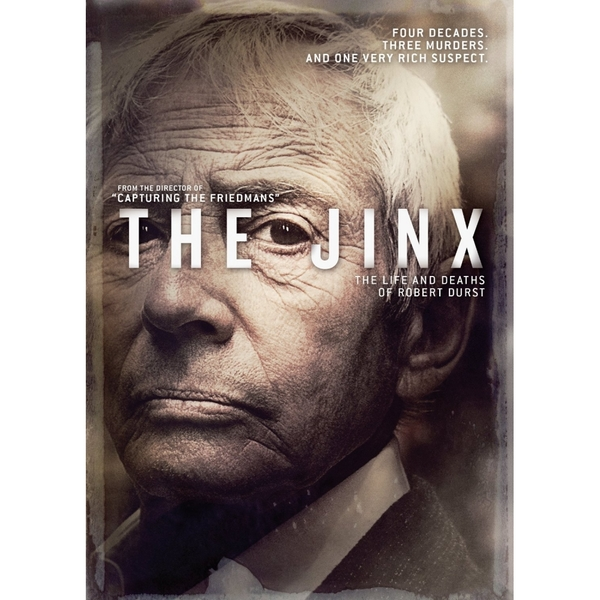 The Jinx The Life and Deaths of Robert Durst DVD