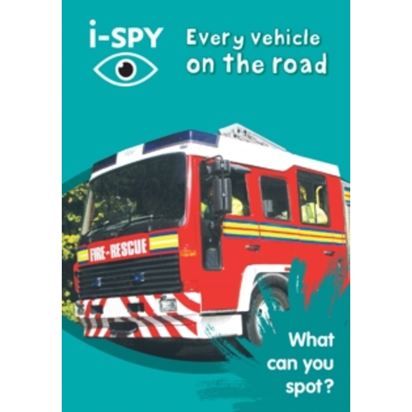 i-SPY Every vehicle on the road: What can you spot? (Collins Michelin i-SPY Guides) by i-SPY (Paperback, 2016)