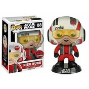 Nien Nunb with Helmet (Star Wars) Funko Pop! Vinyl Figure #88