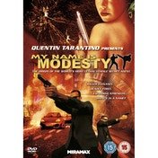 My Name is Modesty DVD