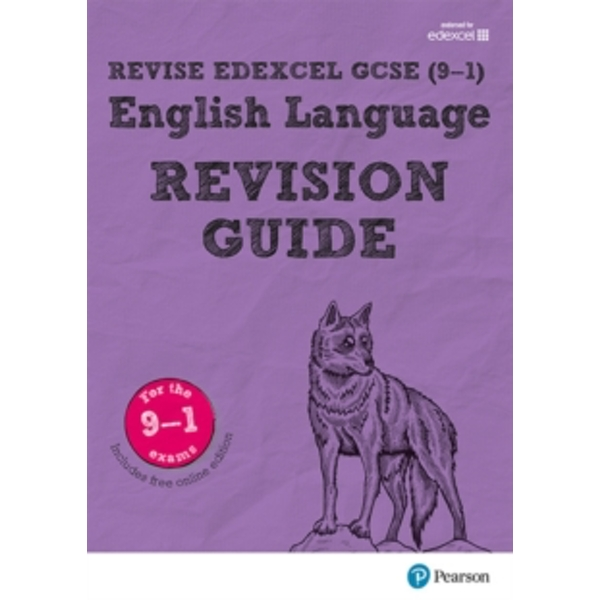 Revise Edexcel GCSE (9-1) English Language Revision Guide : (with free online edition)
