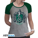 Harry Potter - Slytherin Women's Large T-Shirt - Green - Image 2