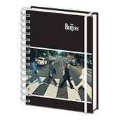 The Beatles - Abbey Road Notebook