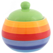 Rainbow Sugar Jug Pack Of 4