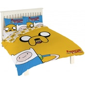 Adventure Time Jake Double Duvet Cover Set