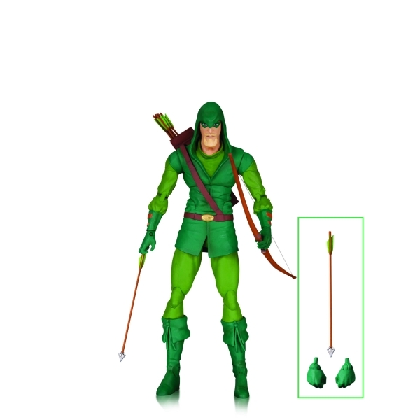 DC Comics DC Icons Green Arrow Longbow Hunters Action Figure - Image 1