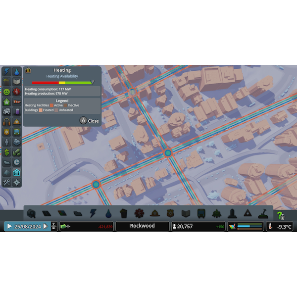 Cities Skylines Nintendo Switch Game - 365games.co.uk on