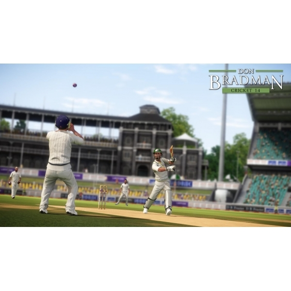 Don Bradman Cricket 14 Xbox 360 Game - Image 3
