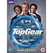 Top Gear - The Complete Specials Box Set DVD