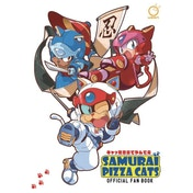 Samurai Pizza Cats: Official Fan Book