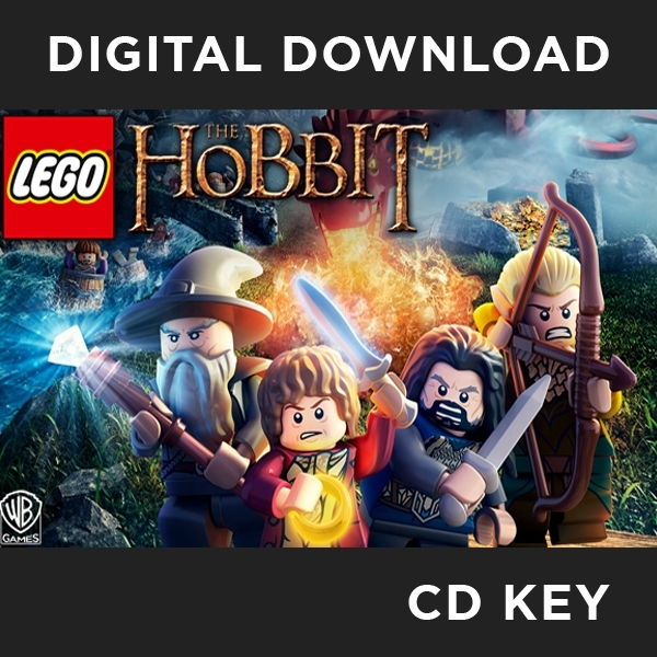 LEGO The Hobbit PC CD Key Download for Steam