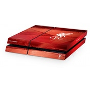 Liverpool PS4 Console Skin