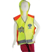 Paw Patrol Fluorescent Reflective Safety Vest