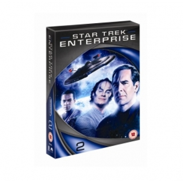 Star Trek Enterprise Series 2 DVD