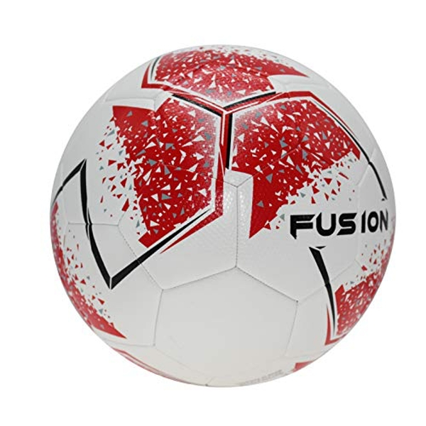 Precision Fusion IMS Training Ball 3 White/Red/Grey/Black