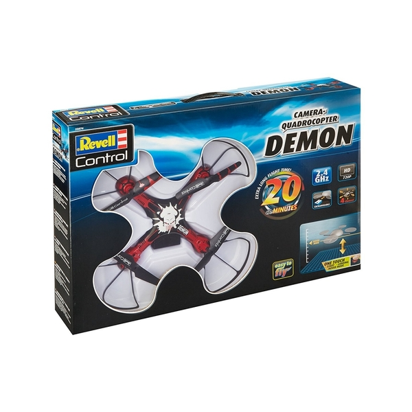 Long Flight Cam-Copter Demon 20 Minutes Flight Time Revell Drone