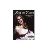 Sing The Classics Voice Book And 2 Cds (Book & Cds) Paperback