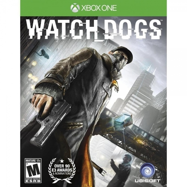 Watch Dogs Game Xbox One (#)