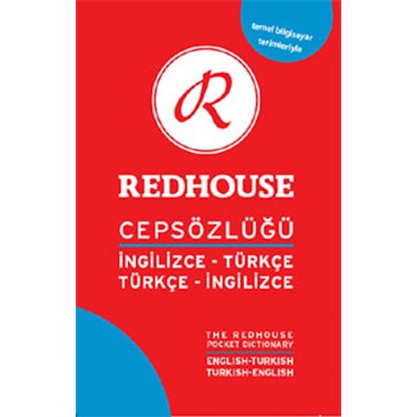 The Redhouse Pocket English-Turkish & Turkish-English Dictionary by Serap Bezmez (Paperback, 2008)