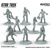 Star Trek Adventures The Next Generation 32mm Miniatures