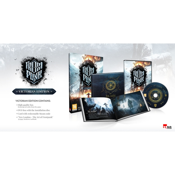 Frostpunk Victorian Edition PC Game - Image 2