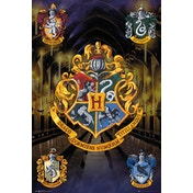 Harry Potter Crests Poster Maxi Poster