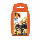 Top Trumps Despicable Me 3