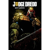 Judge Dredd City Limits Paperback