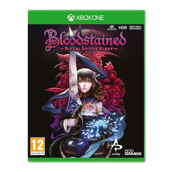 Bloodstained Ritual Of The Night Xbox One Game - Image 1
