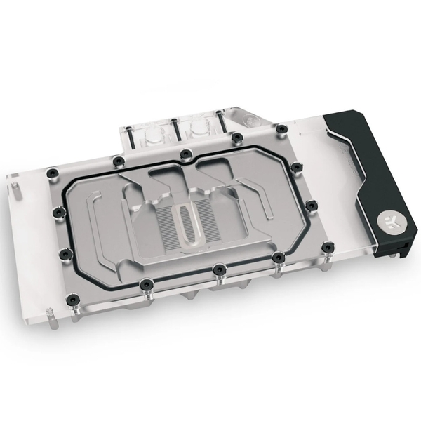 EK Water Blocks EK-Quantum Vector RTX 3080/3090 D-RGB Graphics Card Water Block - Nickel + Plexi