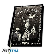 Nightmare Before Christmas - Seriously Spooky A5 Notebook