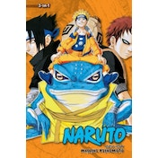 Naruto (3-in-1 Edition), Vol. 5 : Includes vols. 13, 14 & 15 : 5