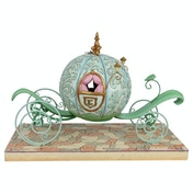 Enchanted Carriage (Cinderella) Disney Traditions Figurine