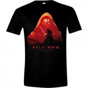 Star Wars VII Men's The Force Awakens Kylo Ren - First Order Small T-Shirt