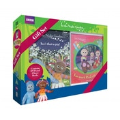 In the Night Garden Gift Set - Isn't That a Pip DVD + 3 Storybooks