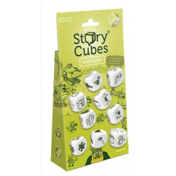 Rory's Story Cubes: Voyages (Hangtab)