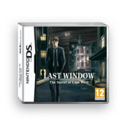 Last Window The Secret of Cape West Game DS